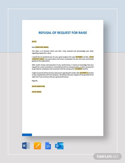 request letter templates microsoft word