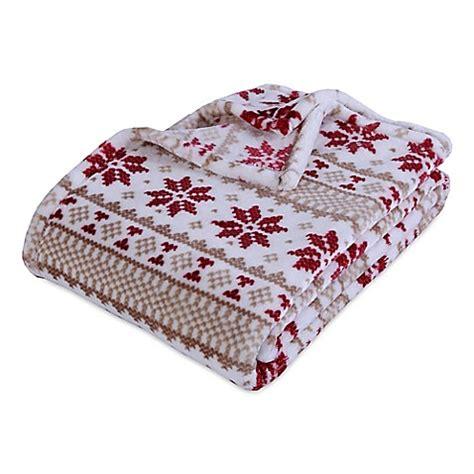 bed bath and beyond blankets berkshire blanket velvetloft 174 norwegian stripe throw