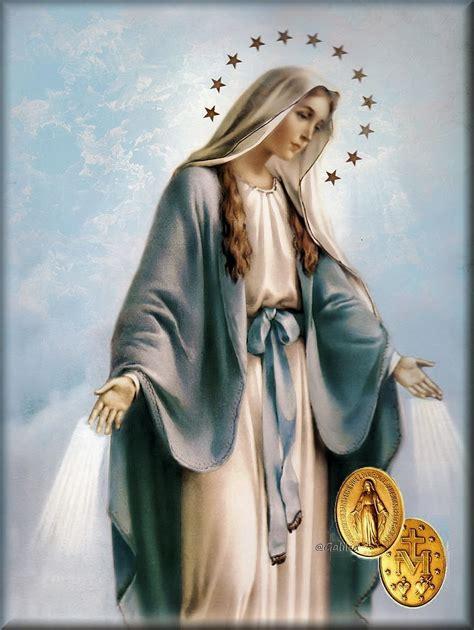 imagenes de la virgen maria la milagrosa testimonios para crecer inmaculada virgen de la medalla