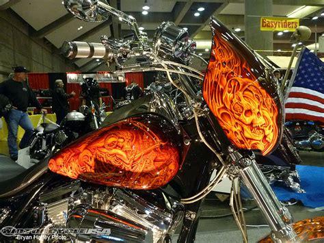 Kandy Series Brash Heels custom motorcycle builders custom painting for motorcycles