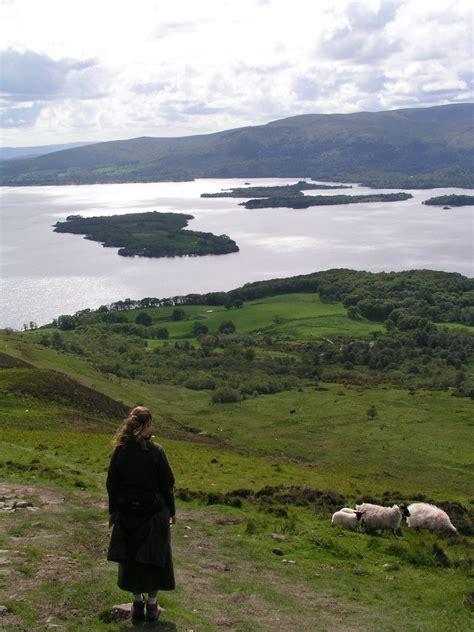 Bonnie Banks Of Loch Lomond   aline