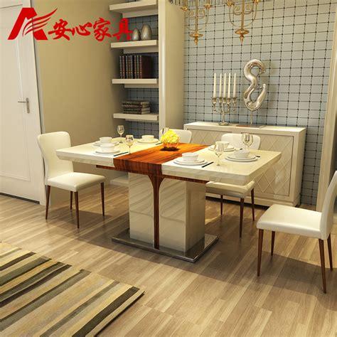 Meja Makan Lipat Minimalis kombinasi meja makan lipat ditarik kaca meja makan meja makan minimalis kelas atas apartemen