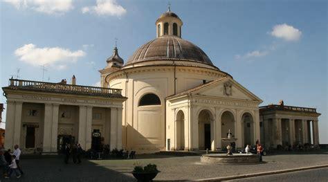 cupola bernini i castelli romani il quot buen retiro quot di imperatori e papi