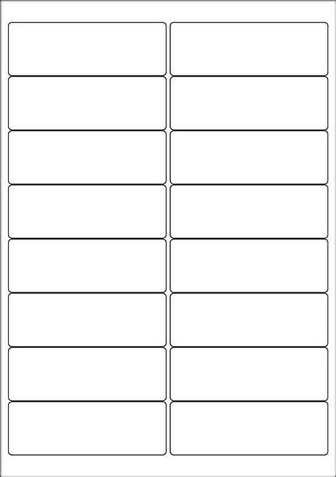 labels 16 per page template white a4 labels 16 per sheet 500 sheets per box from
