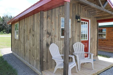 tiny rustic cabins are catching on