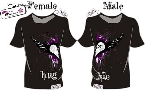 Kaos Soulmate A At 387 t shirt design leader of war t shirt soul mate