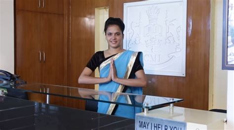 reception and front office courses in delhi