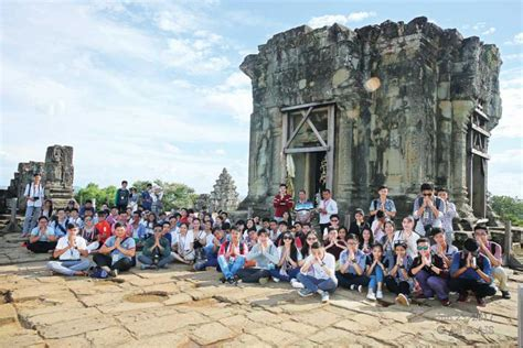 Aiss Background Check Ais S Proud Moment As Students Shine In Bac11 Post Plus Phnom Penh Post