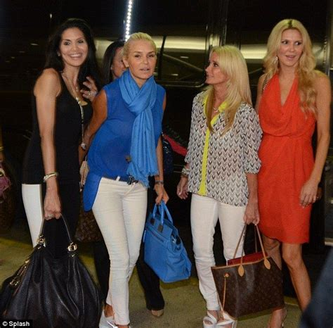 white jeans like yolanda foster be nice ladies new cast member of real housewives of