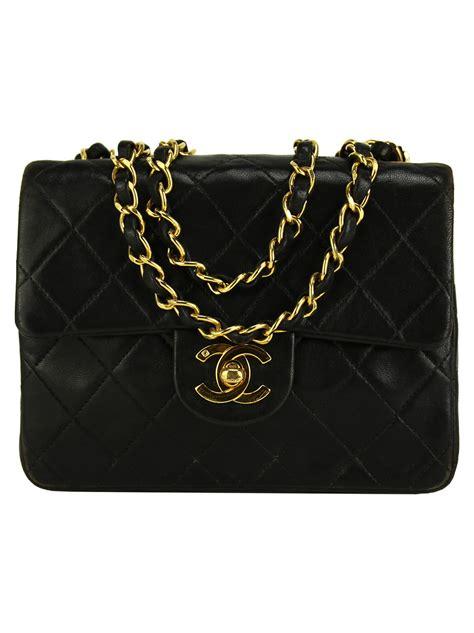 Chanel 255 Classic by Bolsa Chanel 255 Cl 225 Ssica Mini Original Xi22 Etiqueta