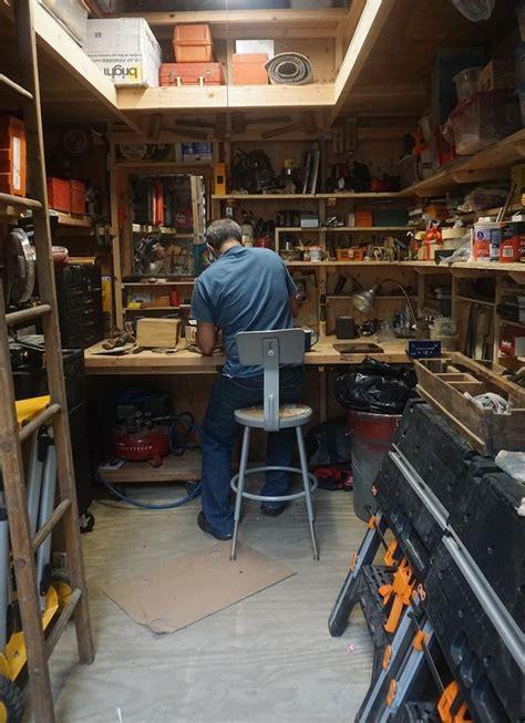 pin  workshop sheds