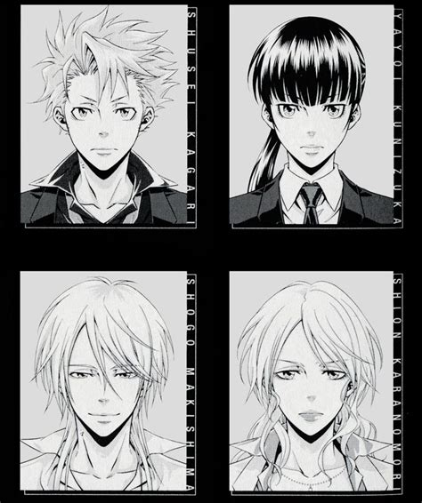 inspector akane tsunemori 707 best i psycho pass images on anime