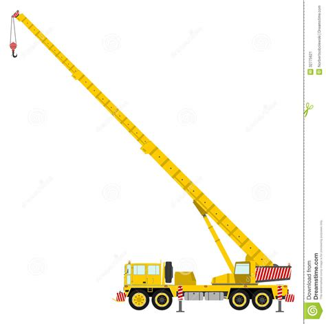 crane template construction crane clipart