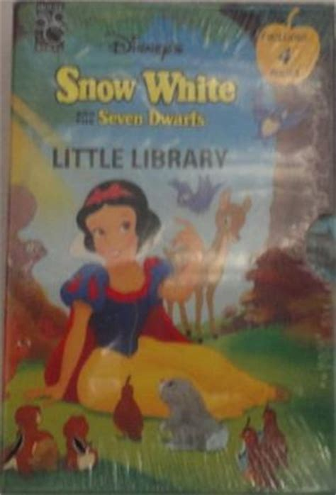mouse snow books 9780736401227 snow white and the seven dwarfs a read