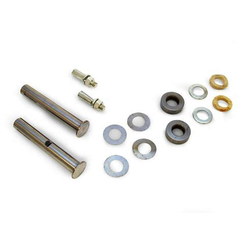 Spindle Pin hexspinpk1 1928 1948 ford spindle king pin kit with bushings ebay