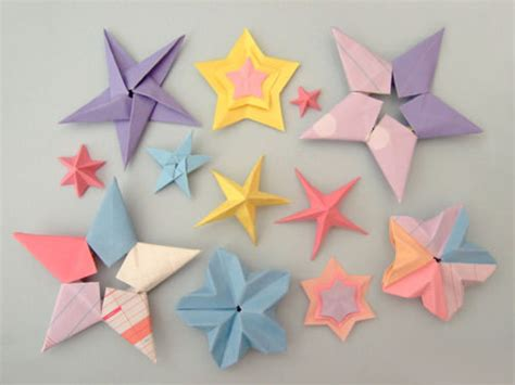 Crafts Made From Paper - 6 fabulous diy origami crafts handmade