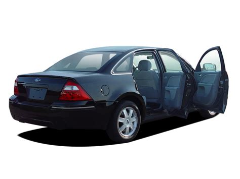 ford five hundred reviews 2005 ford five hundred road test review automobile