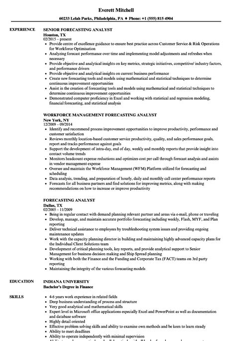 Workforce Management Analyst Sle Resume by Workforce Analyst Sle Resume Sle Termination Letter Template Partnership Agreement Format