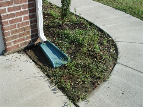 flower bed watering system our home from scratch