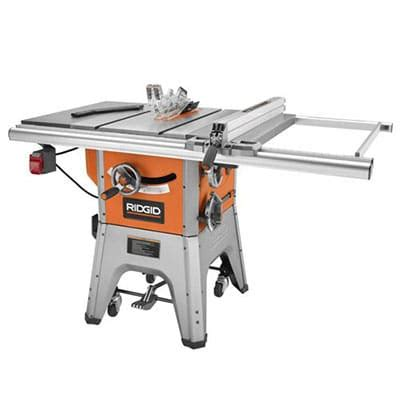 portable table saw ratings ridgid r4512 irontable saw review tool nerds