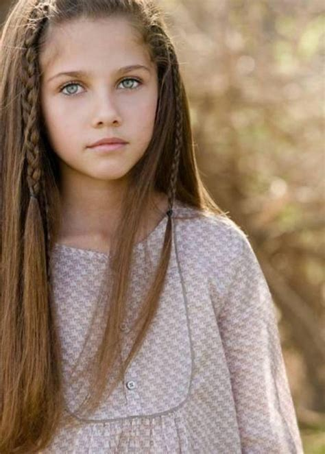 beautiful little girls hairstyles for long hair straight long little girl haircuts hairstyles hair