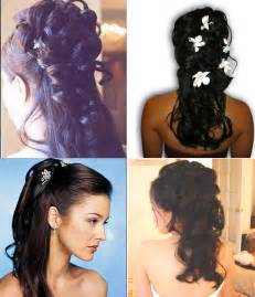 Trend and hair styles indian bridal hairstyles collection 2012