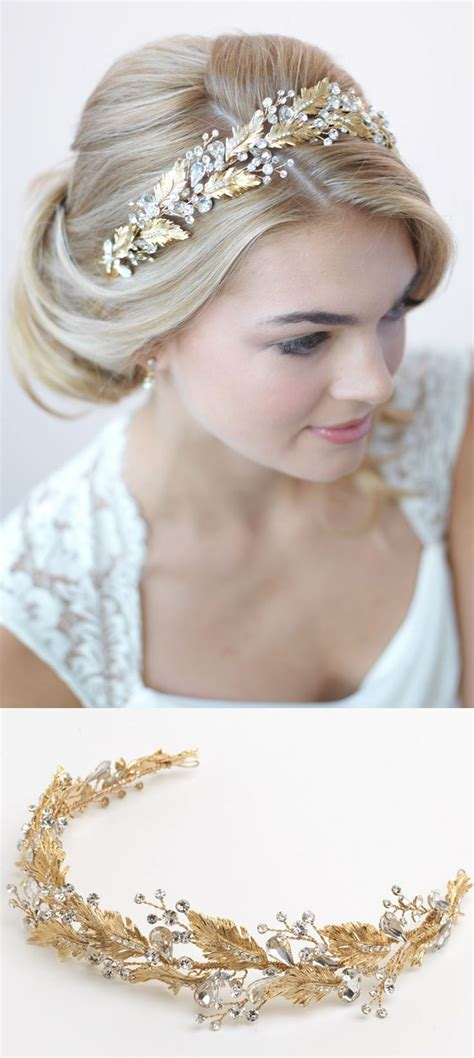 Wedding Hair With Headband by Bridal Hair Accessories Shop Fade Haircut