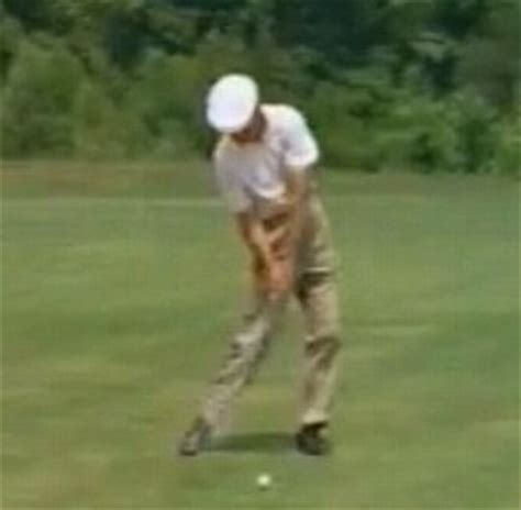 hogan swing sequence ben hogan lee comeaux and the right hand hit