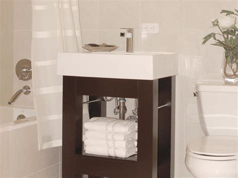 Design Your Own Bathroom Layout small bathroom vanities hgtv