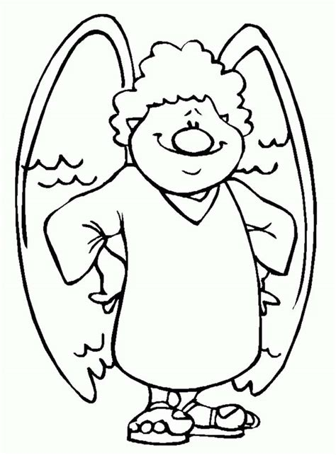 coloring pages angels singing angel christmas tree ornaments coloring page coloring