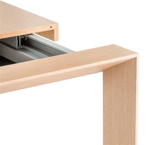 allunghe per tavoli allunghe per tavoli finest dettaglio consolle clever