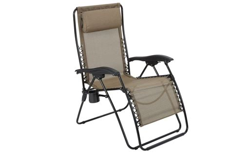the home depot xl zero gravity chair with cupholder the