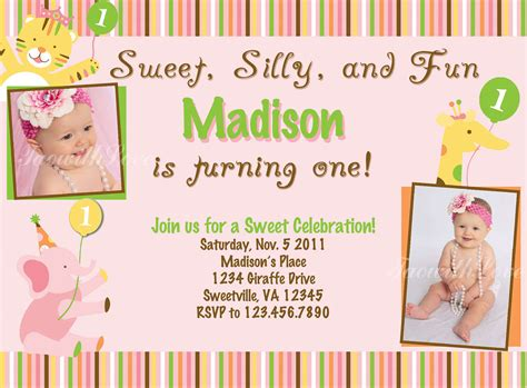 1 year birthday invitation templates free how to choose the best one free printable birthday