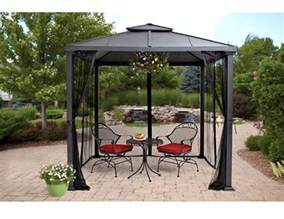 Metal Roof Gazebos by Pros And Cons Of Gazebo With Metal Roof Gazebo Ideas