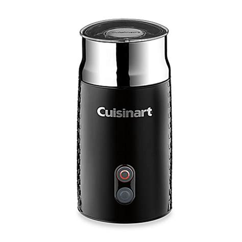 milk frother bed bath and beyond buy cuisinart 174 tazzaccino milk frother from bed bath beyond