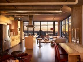 Modern Loft by Modern Urban Green Loft Design Mosler Lofts Digsdigs
