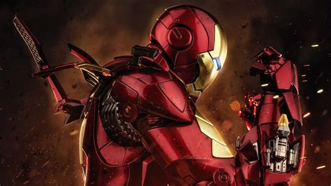 iron man hd xfxwallpapers hd wallpapers