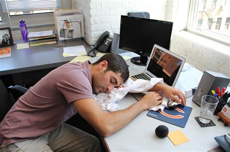 Picture Of Someone Sleeping At Their Desk by Penalties For An Employee Sleeping On The The Hr Digest