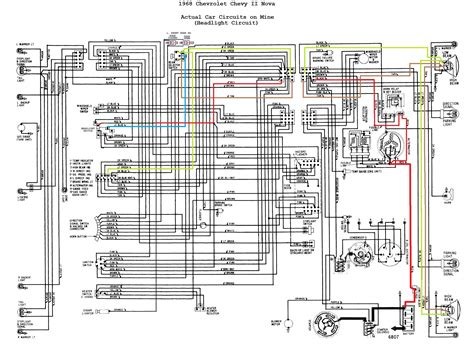 1968 chevy c10 wiring diagram c free printable