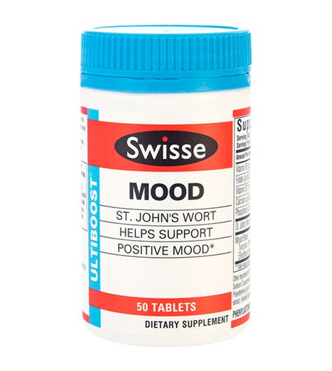 tablets for mood swings swisse ultiboost mood tablets 50 health delivery