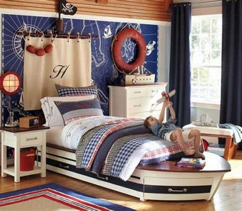 cool kids bedroom theme ideas cool boys bedroom theme with pirate ideas