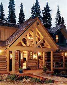 log cabin porch a place to call home planning a reclaimed log home log home living