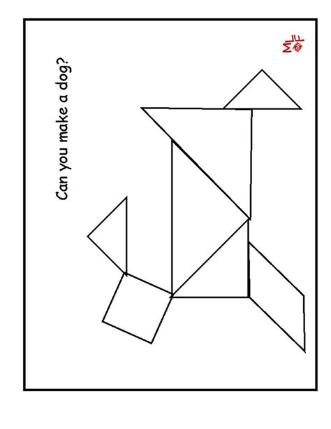printable animal tangrams tangram animal patterns quotes