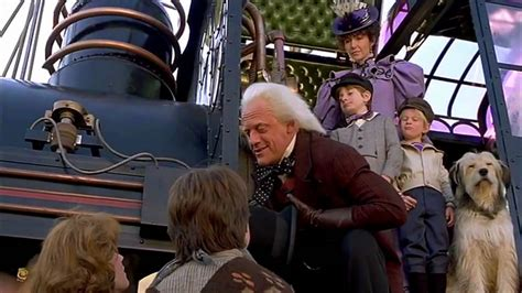 laste ned filmer le retour de ben creepy kid from back to the future 3 points to his flux