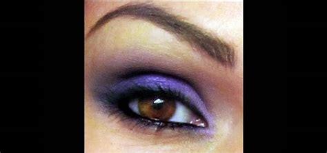 eyeliner tattoo kandee johnson how to create a smokey purple eye look with kandee johnson