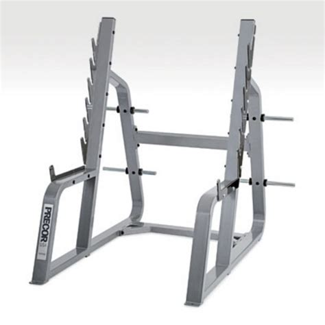 Precor Squat Rack by Real World Fitness