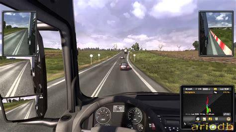 how to make euro truck simulator 2 full version euro truck simulator 2 gameplay ita youtube