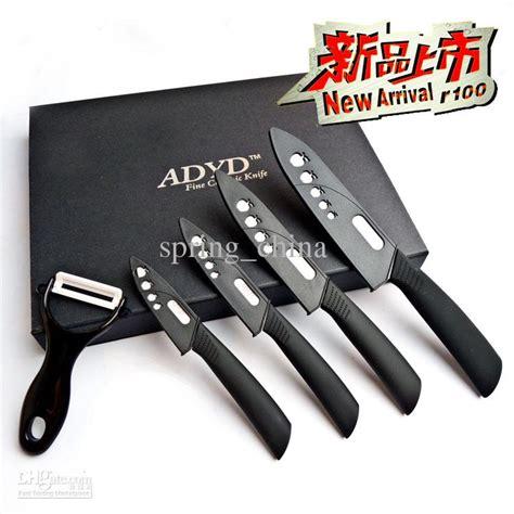 set of kitchen knives ceramic knife set kitchen knife 3 4 5 6 knives peeler