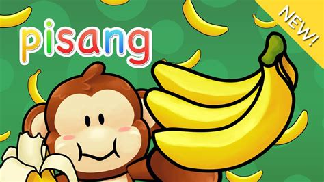 lagu anak indonesia pisang youtube