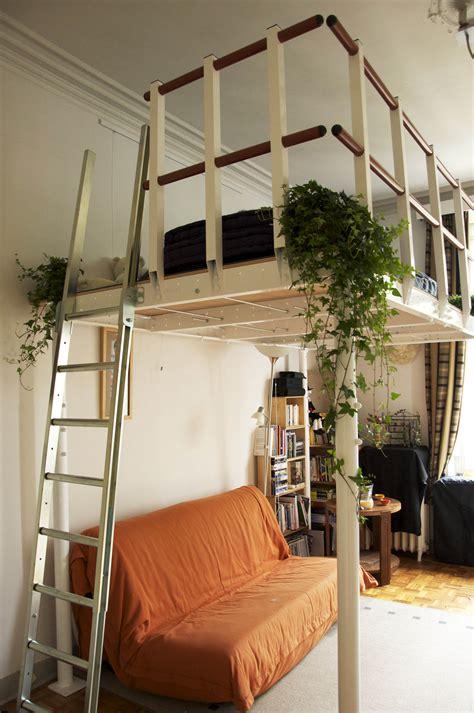 diy loft bed  kit  vancouver expand furniture